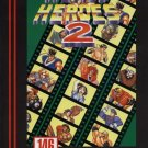 World Heroes 2 Neo Geo AES Great Condition Fast Shipping Us Version
