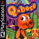 Q Bert PS1 Great Condition Complete Fast Shipping