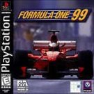 Formula One 99 PS1 Great Condition Fast Shipping