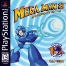 Mega Man 8 PS1 Great Condition Fast Shipping