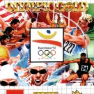 Olympic Gold Barcelona '92 Sega Master Great Condition Fast Shipping