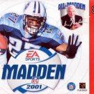 Madden NFL 2001 N64 Great Condition Fast Shipping
