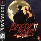 Bloody Roar 2 PS1 Great Condition Fast Shipping