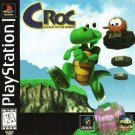 Croc Legend Of The Gobbos PS1 Great Condition Complete Fast Shipping