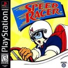 Speed Racer PS1 Great Condition Complete Fast Shipping