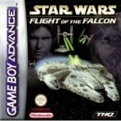 Star Wars Flight Of The Falcon GBA Fast Shipping
