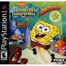 SpongeBob SquarePants SuperSponge PS1 Complete