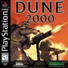 Dune 2000 PS1 Great Condition Complete Fast Shipping