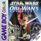 Star Wars Episode I Obi-Wan's Adventures Gameboy Color