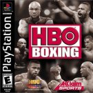 HBO Boxing PS1 Great Condition Fast Shipping