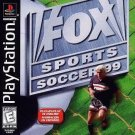 Fox Sports Soccer 99 PS1 Great Condition Complete