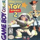 Toy Story 2 Gameboy Color Great Condition Fast Shipping