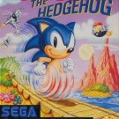 Sonic The Hedgehog Game Gear Great Condition Fast Shipping