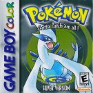 Pokemon Silver Version Gameboy Color Great Condition Fast Shipping
