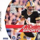 NFL Quarterback Club 2000 Dreamcast Brand New