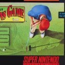 Skins Game SNES Great Condition Fast Shipping