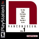 Namco Museum Vol. 1 PS1 Great Condition Complete Fast Shipping