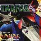 Star Fox 64 N64 Great Condition Fast Shipping