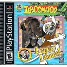 Zoboomafoo Leapin' Lemurs! PS1 Great Condition