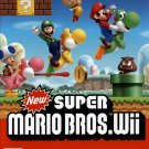 New Super Mario Bros. Wii Great Condition Complete Fast Shipping