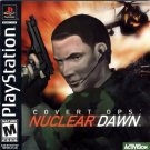 Covert Ops Nuclear Dawn PS1 Great Condition Complete