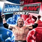 WWE Smackdown Vs. Raw 2007 PS2 Great Condition Fast Shipping