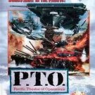 P.T.O. Pacific Theater Of Operations Sega Genesis