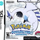 Pokemon Soul Silver Version Nintendo DS Great Condition Complete Fast Shipping