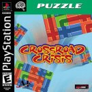 Crossroad Crisis PS1 Great Condition Complete Fast Shipping