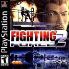Fighting Force 2 PS1 Great Condition Fast Shipping