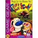 Ren & Stimpy Quest for the Shaven Yak Game Gear