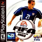 FIFA Soccer 2003 PS1 Great Condition Complete Fast Shipping