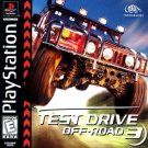 Test Drive Off-Road 3 PS1 Great Condition Fast Shipping