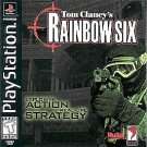 Rainbow Six PS1 Great Condition Complete Fast Shipping