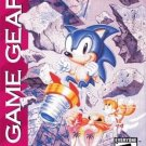 Sonic Chaos Game Gear Great Condition Fast Shipping
