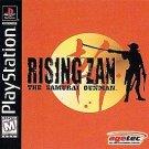 Rising Zan The Samurai Gunman PS1 Great Condition