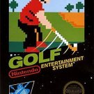 Golf NES Great Condition Fast Shipping