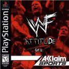 WWF Attitude PS1 Great Condition Complete Fast Shipping