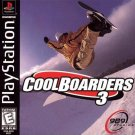 Cool Boarders 3 PS1 Great Condition Fast Shipping