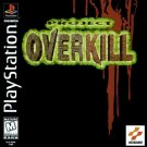 Project Overkill PS1 Great Condition Complete Fast Shipping