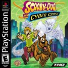 Scooby Doo  And The Cyber Chase PS1 Great Condition Complete Fast Shipping