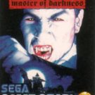 Vampire Master Of Darkness Game Gear Fast Shipping