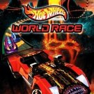 Hot Wheels World Race PS2 Great Condition Complete Fast Shipping