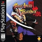 Battle Arena Toshinden PS1 Great Condition Fast Shipping