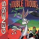 Bugs Bunny In Double Trouble Sega Genesis Fast Shipping