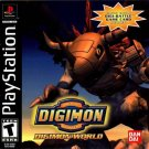 Digimon World PS1 Great Condition Fast Shipping