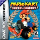 Mario Kart Super Circuit GBA Great Condition Fast Shipping