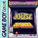 Joust & Defender Gameboy Color Great Condition