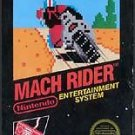 Mach Rider NES Great Condition Fast Shipping