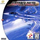 AirForce Delta Dreamcast Great Condition Fast Shipping
